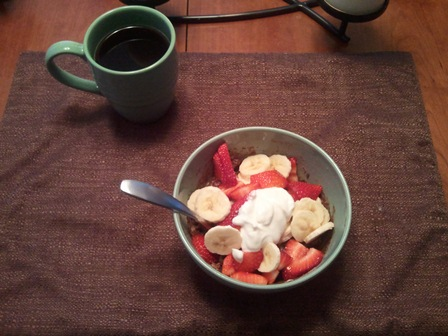 How to Turn Boring Oats with 6 Steps into Muscle Building Banana Split Oatmeal
